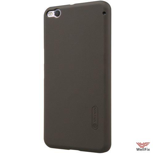 Чехол HTC One X9 черный (Nillkin, пластик) - 2