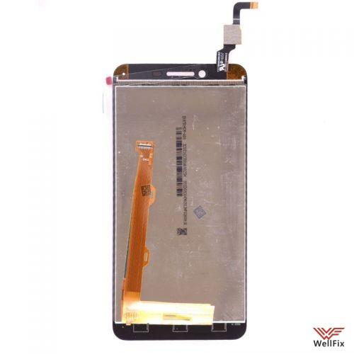 Дисплей Lenovo Vibe K5 Plus с тачскрином белый - 1