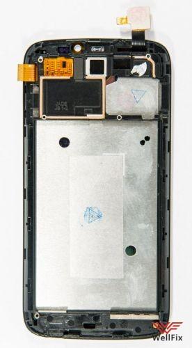 Дисплей Acer Liquid Jade с тачскрином белый - 1
