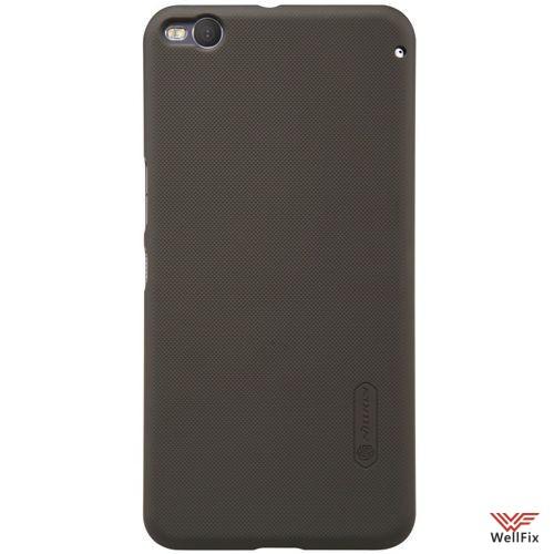 Чехол HTC One X9 черный (Nillkin, пластик) - 4