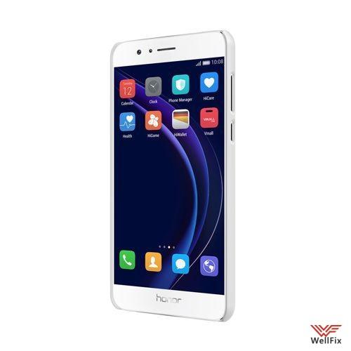 Чехол Huawei Honor 8 белый (Nillkin, пластик) - 1