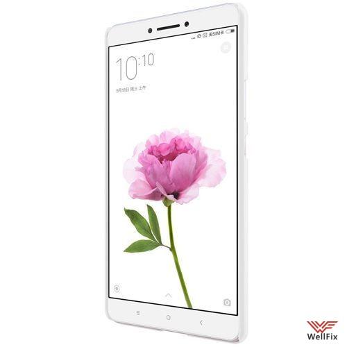 Чехол Xiaomi Mi Max белый (Nillkin, пластик) - 2