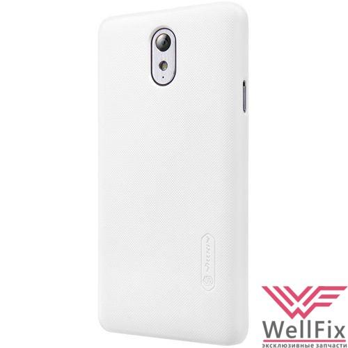 Чехол Lenovo VIBE P1 белый (Nillkin, пластик) - 3