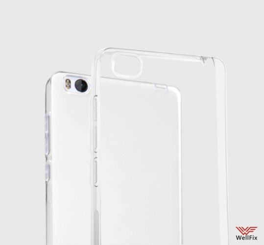 Чехол Xiaomi Mi4i белый (Nillkin, силикон) - 3