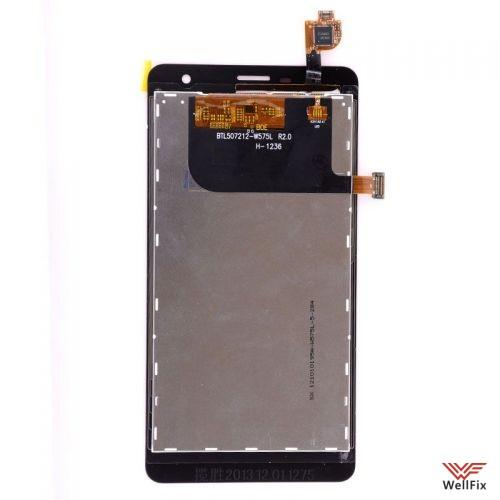 Дисплей Lenovo IdeaPhone K860 с тачскрином - 1