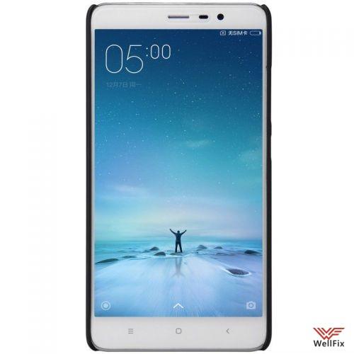 Чехол Xiaomi Redmi Pro черный (Nillkin, пластик) - 6