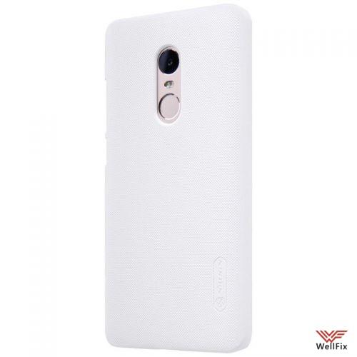 Чехол Xiaomi Redmi Note 4 белый (Nillkin, пластик) - 7