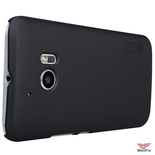 Чехол HTC 10 Lifestyle черный (Nillkin, пластик) - 3