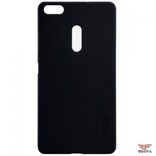 Чехол Asus Zenfone 3 Ultra ZU680KL черный (Nillkin, пластик) - 1