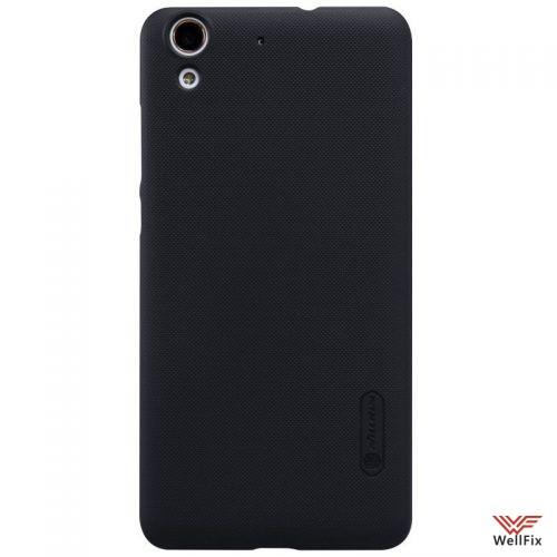 """Чехол Huawei Honor 5A  5.5"""" черный  (Nillkin, пластик) - 2"""