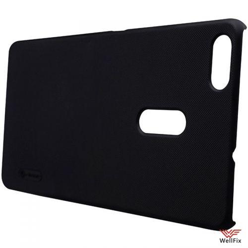 Чехол Asus Zenfone 3 Ultra ZU680KL черный (Nillkin, пластик) - 3