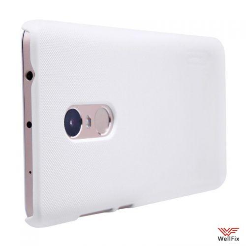 Чехол Xiaomi Redmi Note 4 белый (Nillkin, пластик) - 4