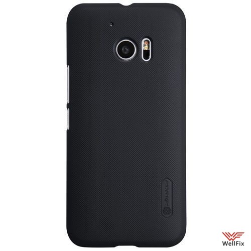 Чехол HTC 10 Lifestyle черный (Nillkin, пластик) - 2
