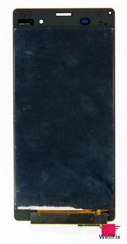 Дисплей Sony Xperia Z3 D6603 с тачскрином белый - 1