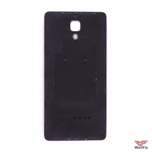 Крышка аккумулятора Xiaomi Mi4 черная - 1