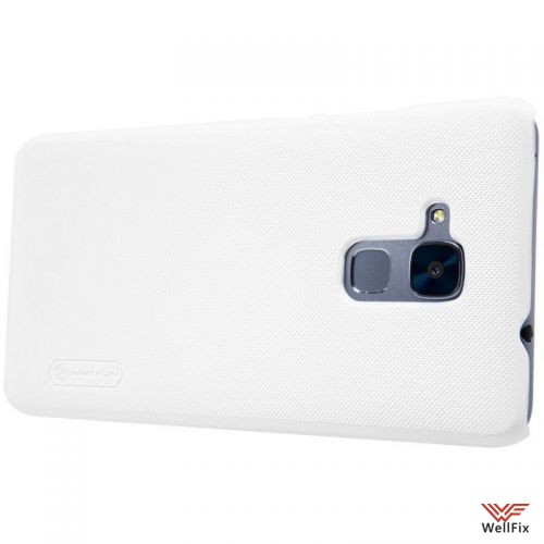 Чехол Huawei Honor 5c белый (Nillkin, пластик) - 2