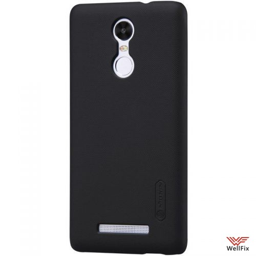 Чехол Xiaomi Redmi Pro черный (Nillkin, пластик) - 4