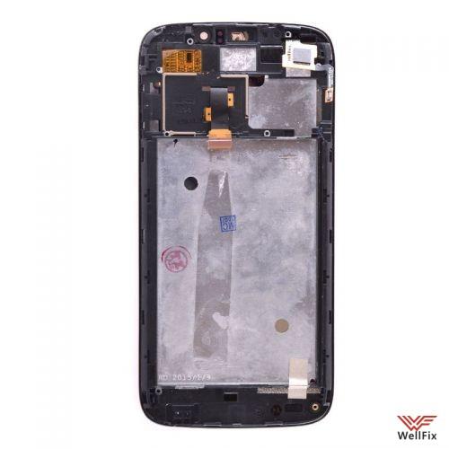Дисплей Acer Liquid Jade S с тачскрином черный - 1