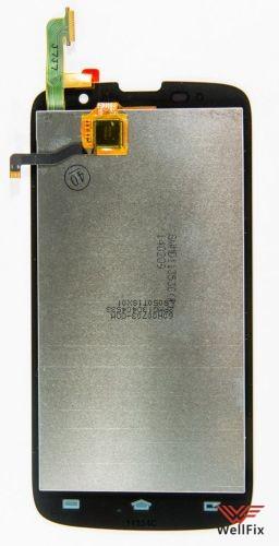 Дисплей Philips Xenium W8560 с тачскрином - 1