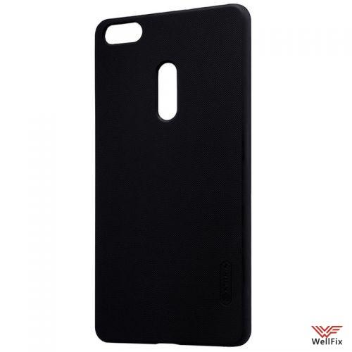 Чехол Asus Zenfone 3 Ultra ZU680KL черный (Nillkin, пластик) - 2