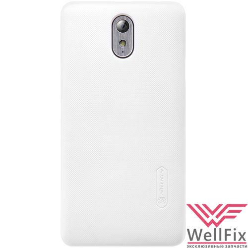 Чехол Lenovo VIBE P1 белый (Nillkin, пластик) - 2