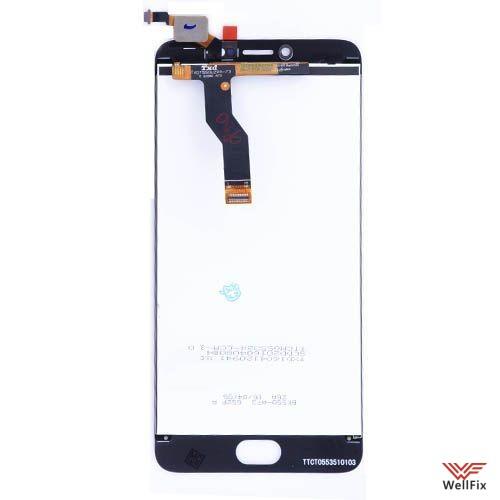 Дисплей Meizu M3 Note L681H с тачскрином черный - 1