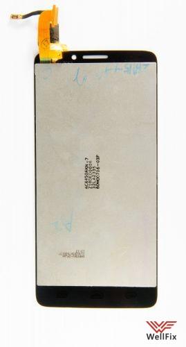 Дисплей Alcatel OneTouch Idol X 6040 с тачскрином - 1