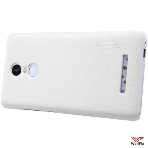 Чехол Xiaomi Redmi Pro белый (Nillkin, пластик) - 2