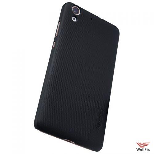 """Чехол Huawei Honor 5A  5.5"""" черный  (Nillkin, пластик) - 1"""