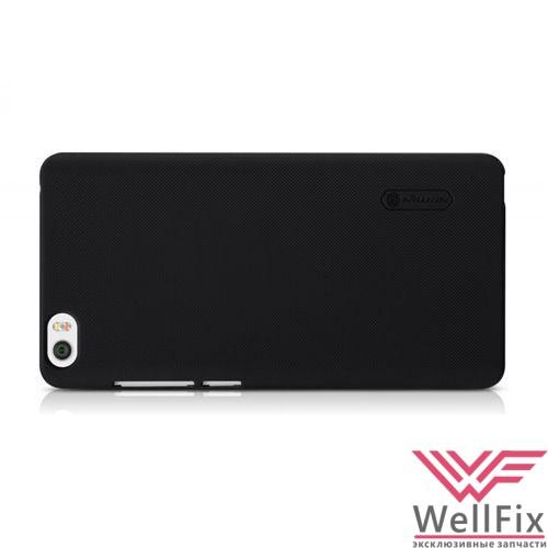 Чехол Xiaomi Mi Note черный (Nillkin, пластик) - 1