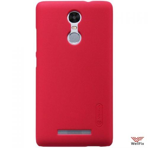 Чехол Xiaomi Redmi Pro красный (Nillkin, пластик) - 1