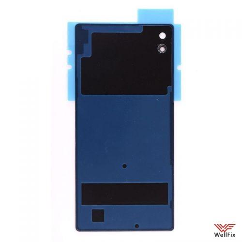 Крышка аккумулятора Sony Xperia Z3+ E6553, Z4 черная - 1