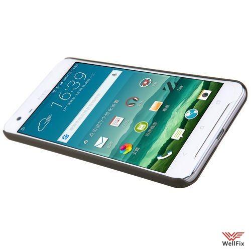 Чехол HTC One X9 черный (Nillkin, пластик) - 3