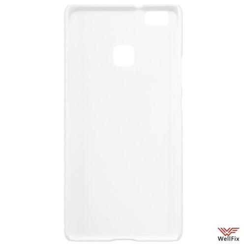 Чехол Huawei P9 Lite белый (Nillkin, пластик) - 2