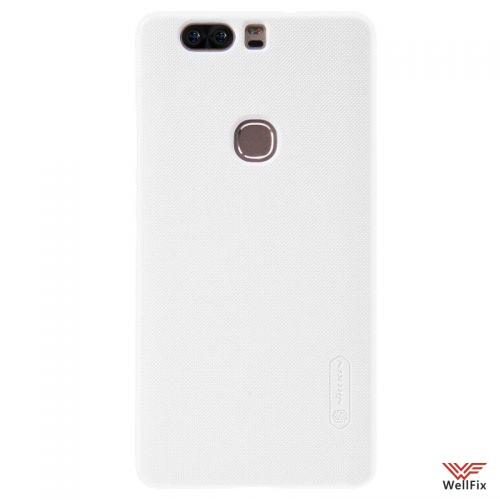 Чехол Huawei Honor V8 белый (Nillkin, пластик) - 2