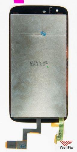 Дисплей Sharp Aquos Phone SH930W с тачскрином - 1