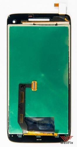 Дисплей Lenovo S960 Vibe X с тачскрином - 1