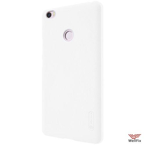 Чехол Xiaomi Mi Max белый (Nillkin, пластик) - 1
