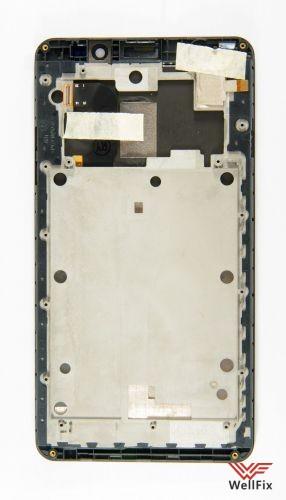 Дисплей ThL T200 HD с тачскрином черный - 1