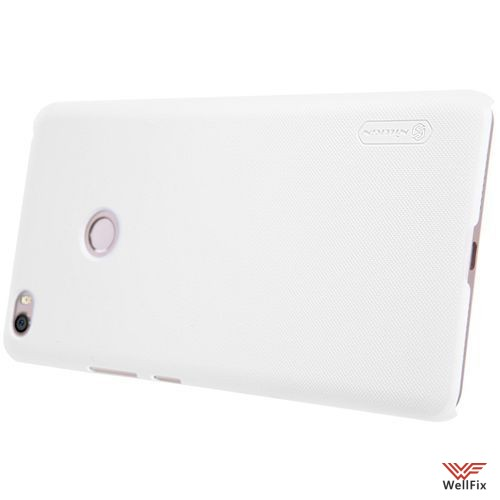 Чехол Xiaomi Mi Max белый (Nillkin, пластик) - 3