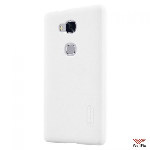 Чехол Huawei Honor 5X (GR5) белый (Nillkin, пластик) - 2