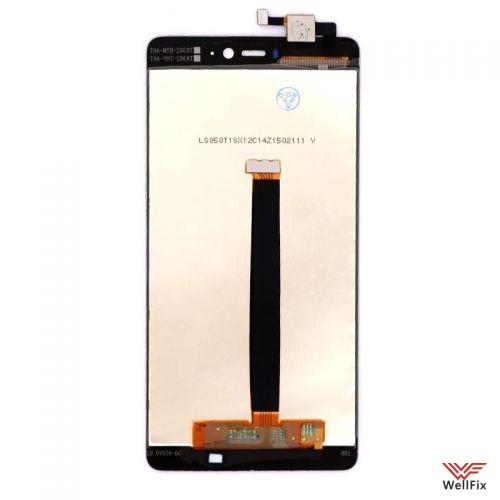 Дисплей Xiaomi Mi4S с тачскрином белый - 1