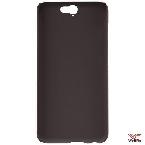 Чехол HTC One A9 черный (Nillkin, пластик) - 1