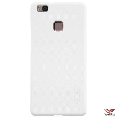 Чехол Huawei P9 Lite белый (Nillkin, пластик) - 1