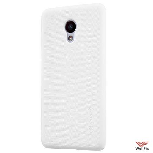 Чехол Meizu M3s Mini белый (Nillkin, пластик) - 2