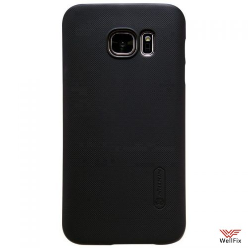Чехол Samsung Galaxy S7 черный (Nillkin, пластик) - 4