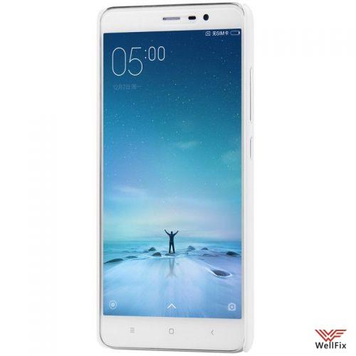 Чехол Xiaomi Redmi Pro белый (Nillkin, пластик) - 3