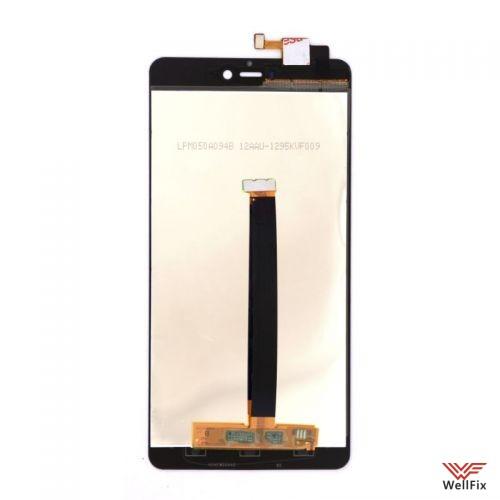 Дисплей Xiaomi Mi4S с тачскрином черный - 1