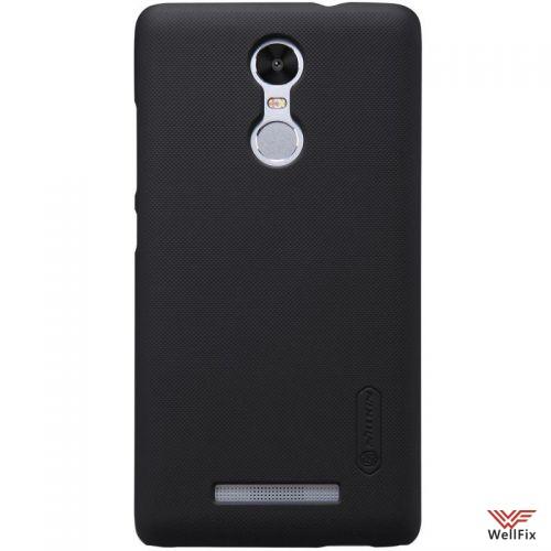 Чехол Xiaomi Redmi Pro черный (Nillkin, пластик) - 5