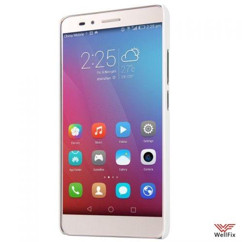 Чехол Huawei Honor 5X (GR5) белый (Nillkin, пластик) - 1